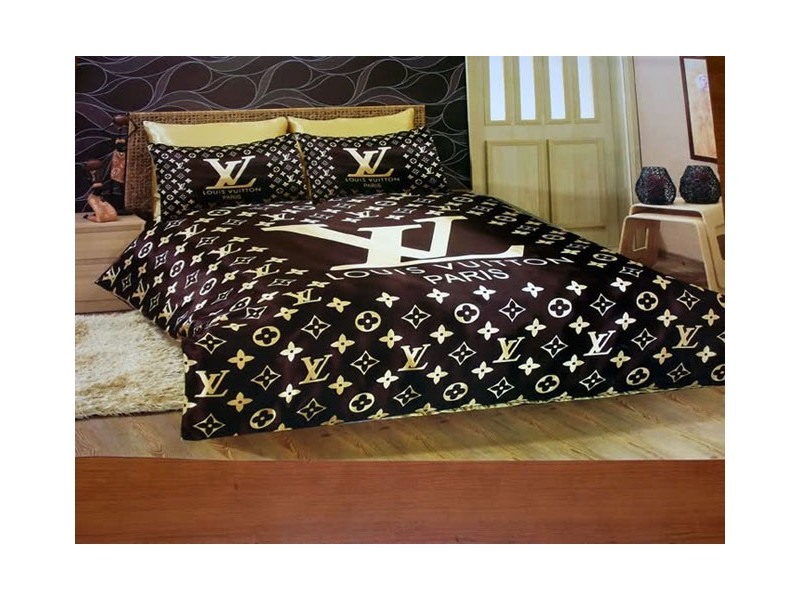 Louis Vuitton Bedding Set King